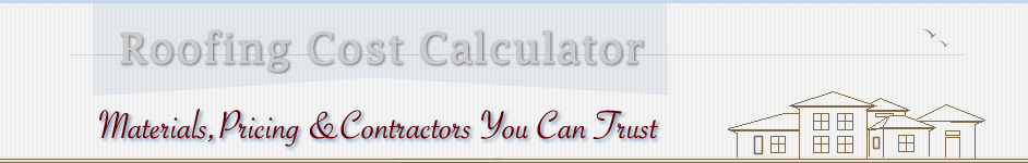 Metal Roof Cost Calculator